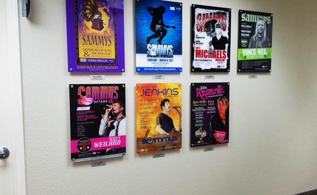 Custom Dimensional Wall Display Acrylic Graphic Prints 4