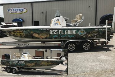 Boat Wraps & Decals