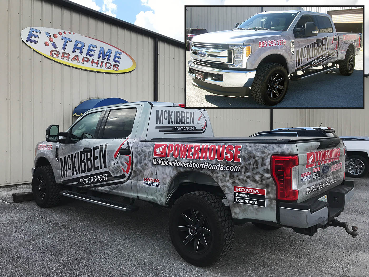 Vehicle Graphics, Lettering & Wraps-Extreme Graphics-Your