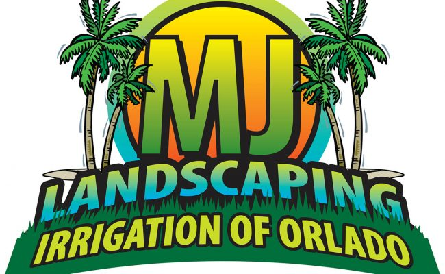 MJ Landscaping Logo