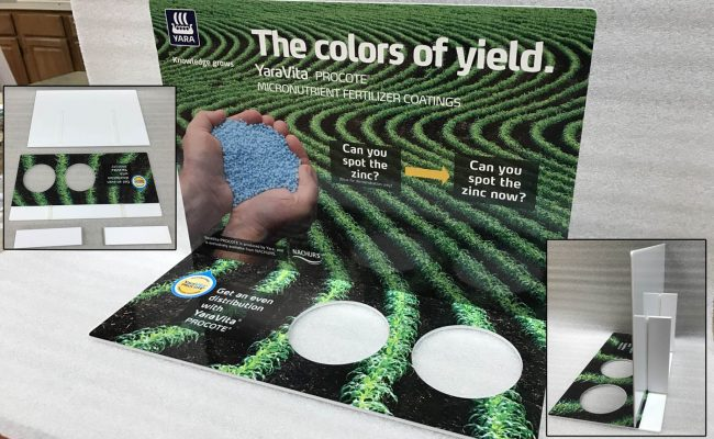 Graphic Printing Promotional Display 05