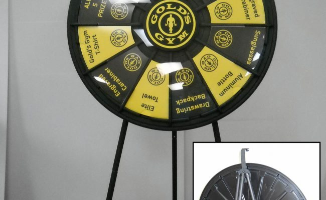 Graphic Printing Promotional Display 08