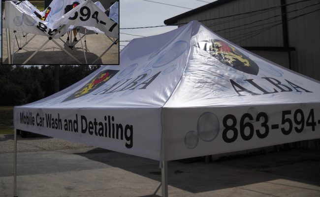 Graphic Printing Tents 04