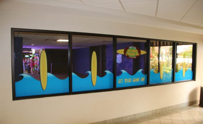 Graphic Printing Vinyl Windows 04