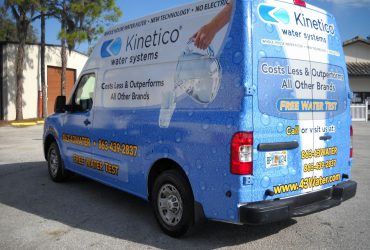 Vehicle Graphic Wrap