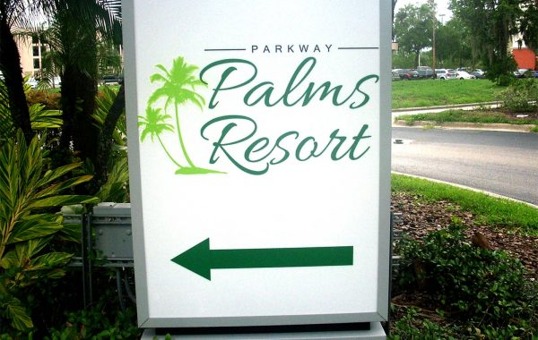 Resort Signs