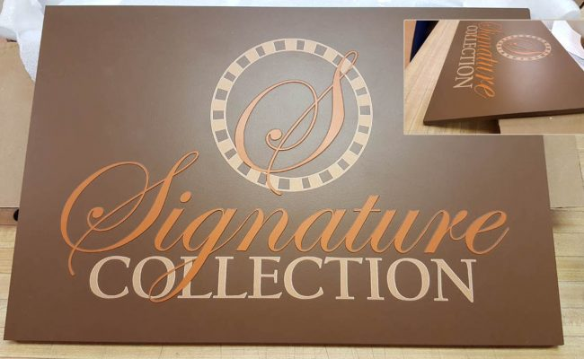 Signs Dimensional Lettering & Logo 01