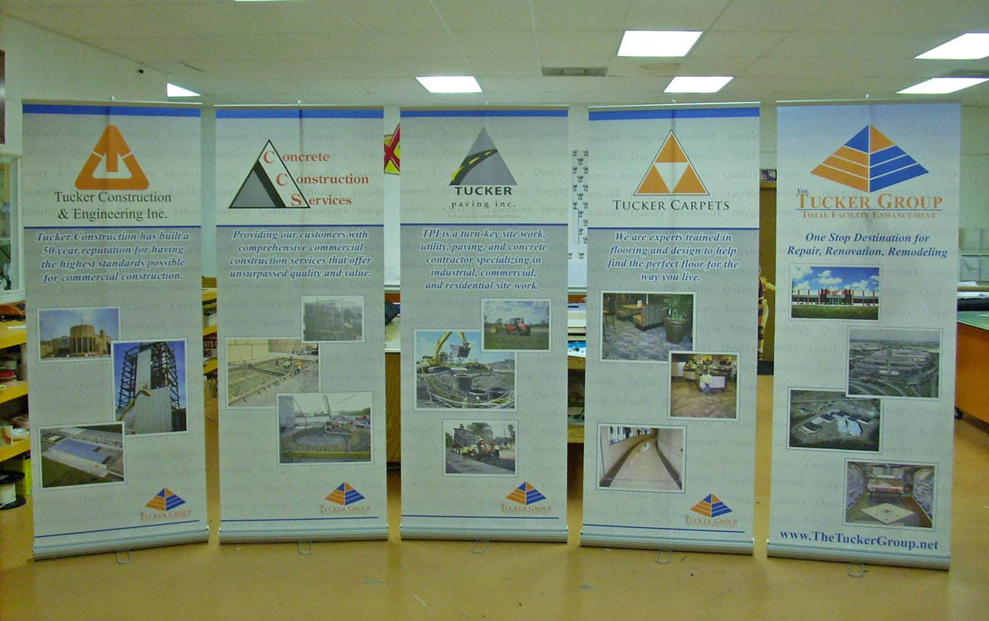 Expo Banner Stands : Trade show display extreme graphics your image source