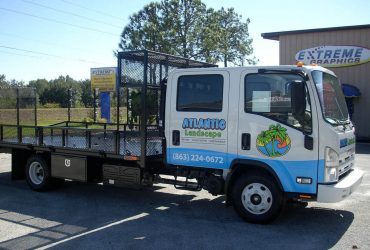 Vehicle Graphics Commercial Trucks