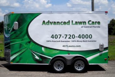 Vehicle Graphics Trailers