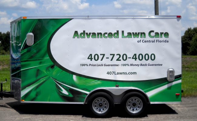 Vehicle Graphics Wrap Lettering 02