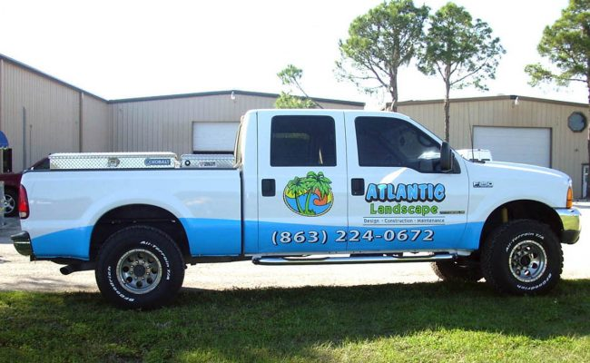Vehicle Graphics Wraps Trucks 03