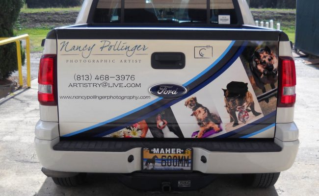 Vehicle Graphics Wraps Trucks 05