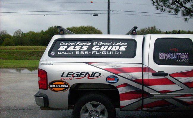 Vehicle Graphics Wraps Trucks 06