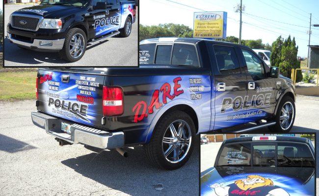 Vehicle Graphics Wraps Trucks 11
