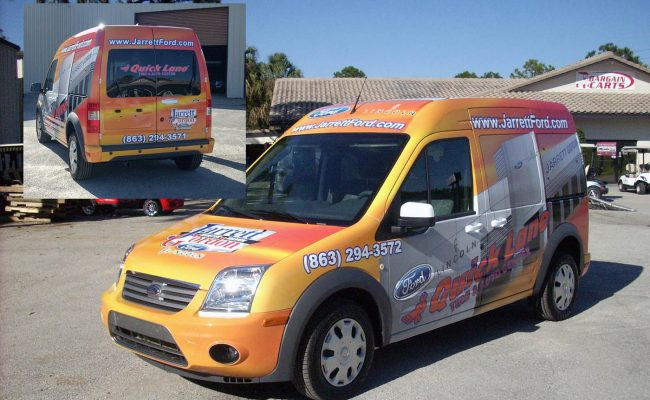 Vehicle Graphics Wraps Vans 02