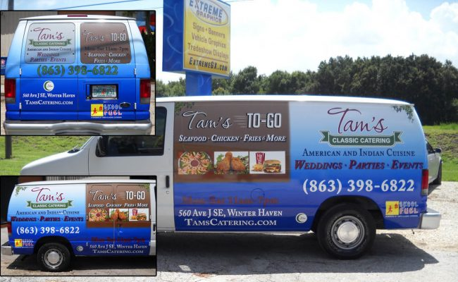 Vehicle Graphics Wraps Vans 05