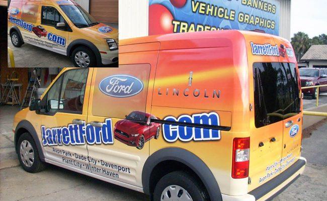 Vehicle Graphics Wraps Vans 08