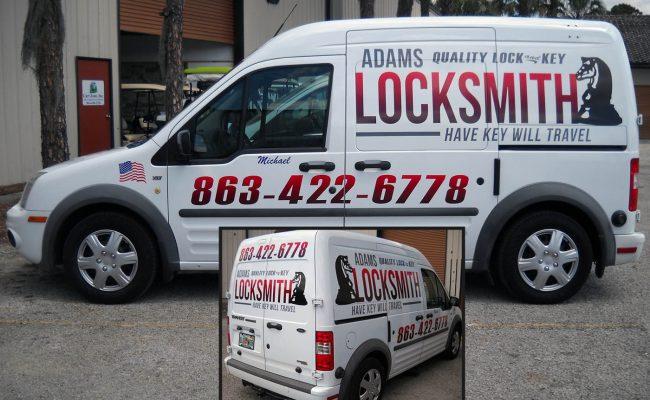 Vehicle Graphics Wraps Vans 10