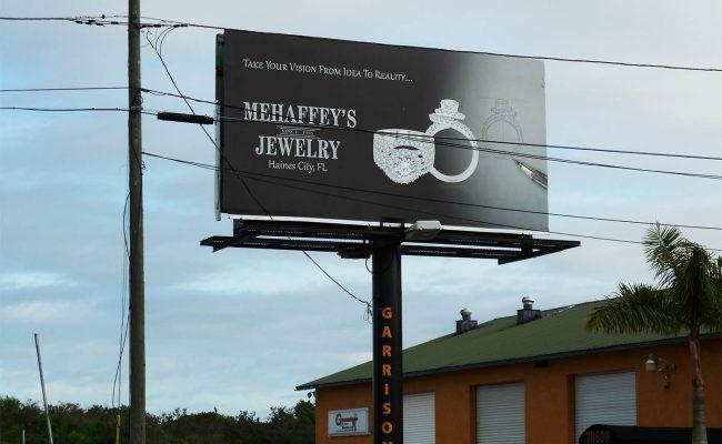 Billboard outdoor sign 05