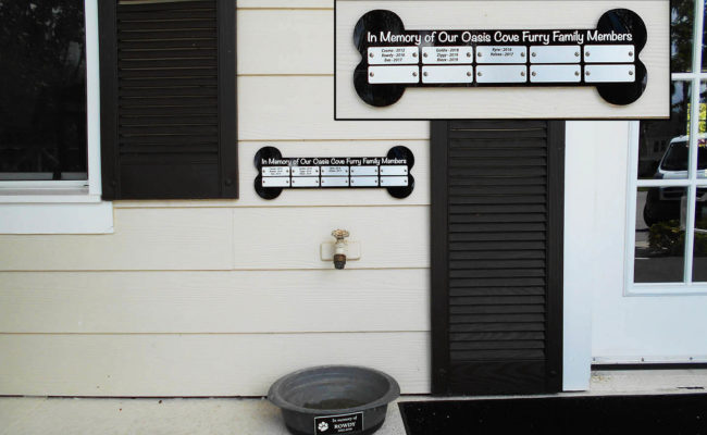 Custom Routed Sign 2