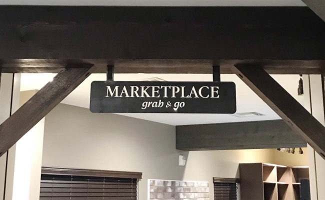 Custom Routed Sign 5