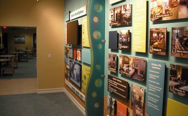Custom Wall Display 06