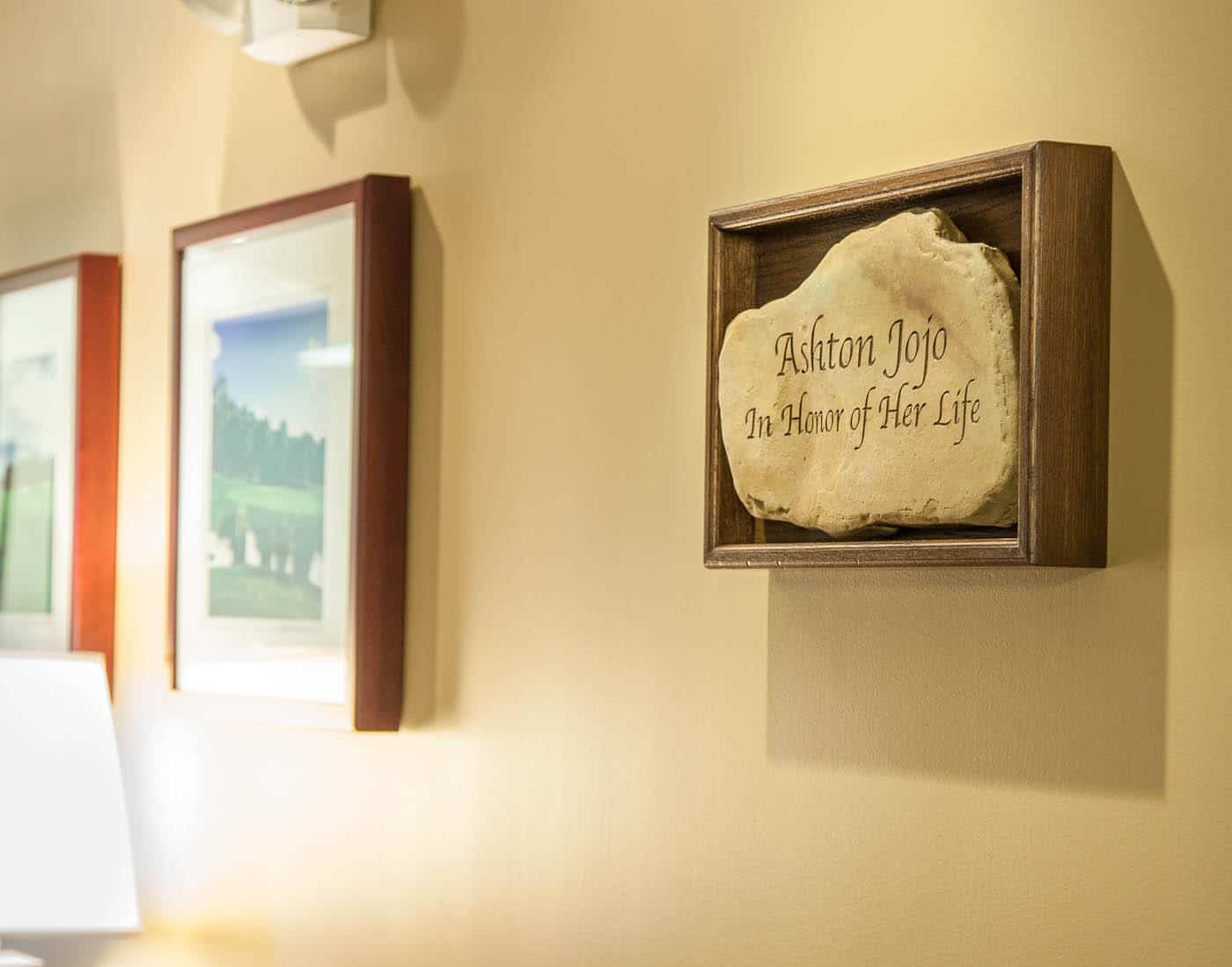 ADA, Engraved, Etched & Plaques