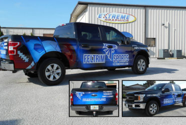 Truck Wraps & Decals
