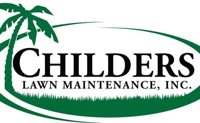 Childers Lawn Maintenance Logo