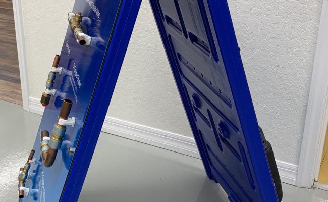 LED Custom Display Sign Shop 1e