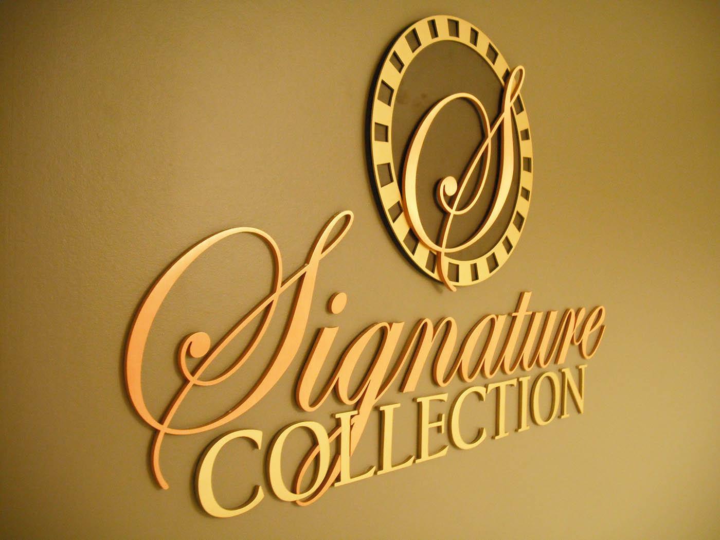 Custom Lettering & Logos
