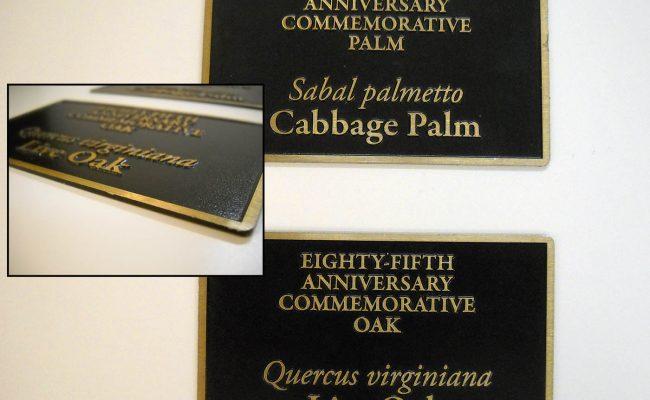 Signs Metal Plaque 04