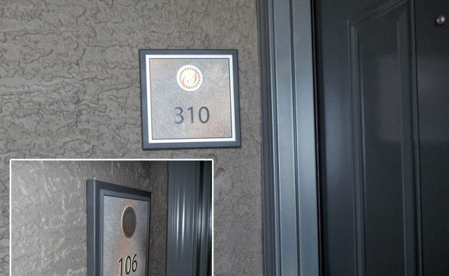 Signs Way Finding Braille Room 03