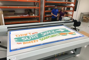 Printing Direct Flatbed