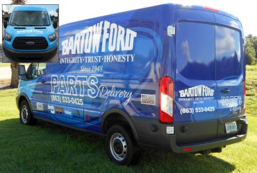 Van Wraps & Decals