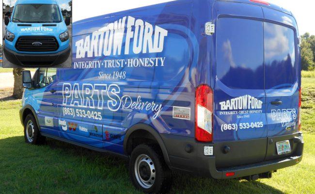 Vehicle Graphics Wraps Vans 04