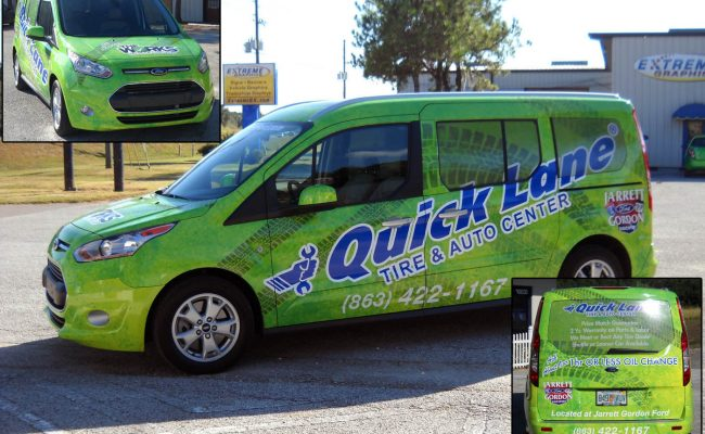 Vehicle Graphics Wraps Vans 06