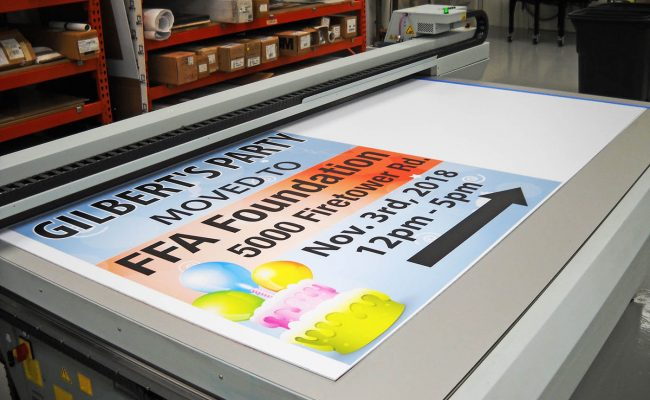 direct print coroplast sign 01
