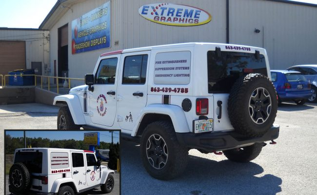 vehicle lettering graphics 1